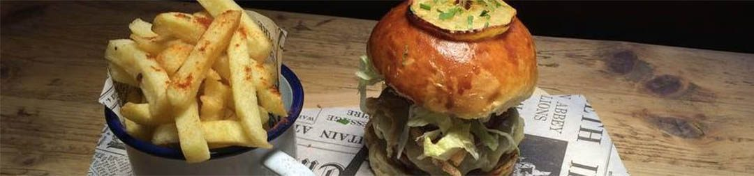 Looking for a special burger in Shrewsbury?